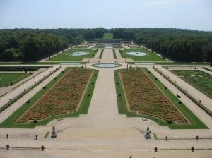 Jardines de Vaux-le-Vicomte