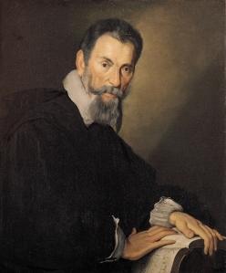 Bernardo Strozzi Claudio Monteverdi c.1630