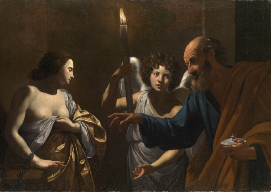 Simon_Vouet_-_Saint_Peter_Visiting_Saint_Agatha_in_Prison