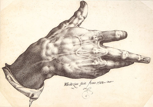 goltzius_hand